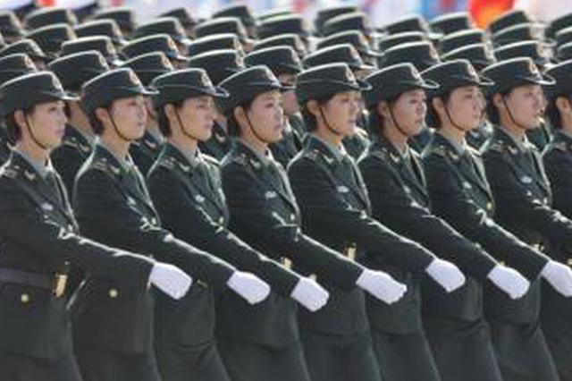 大连市全面展开2020年春季女兵征集工作