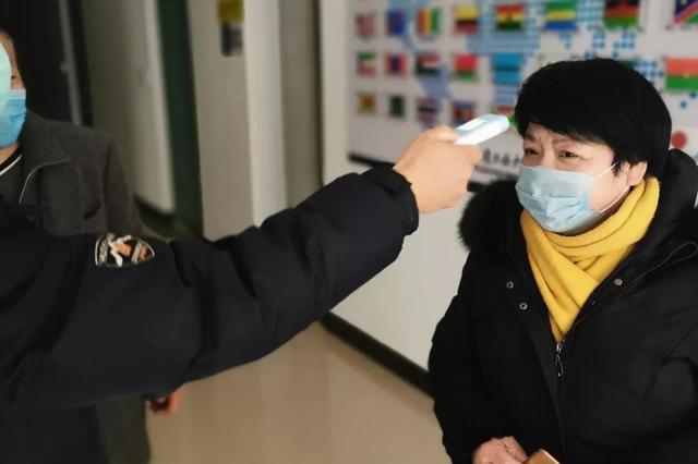 防控新型肺炎 工大人在行动