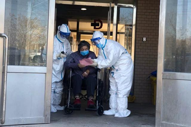 大连累计出院18例确诊新冠肺炎患者