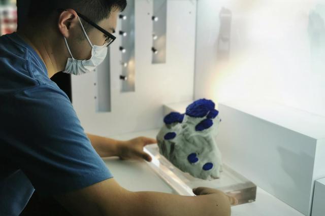 《蓝海邀约——精粹矿物晶体展》在大连自然博物馆惊艳亮相