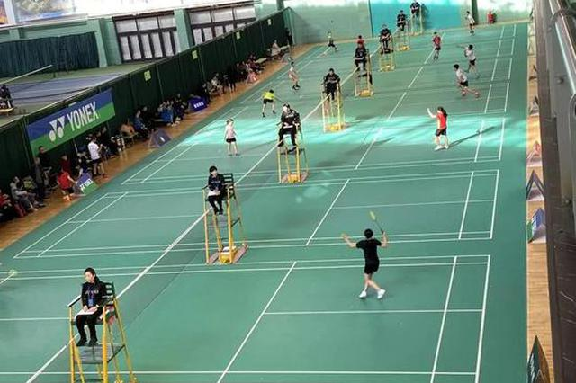 2020YONEX未来之志大连青少年羽毛球冠军(精英)赛12月20日开
