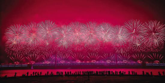 2020年大连元宵节音乐烟花晚会将于2月8日举行