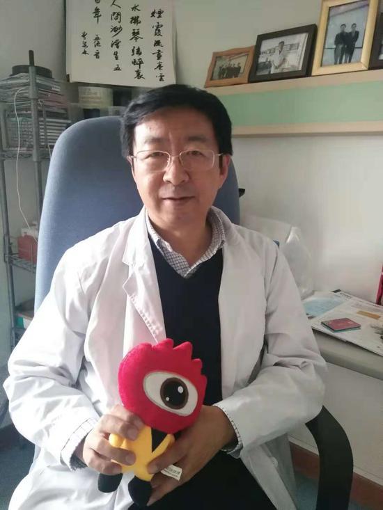 大医一院泌尿系肿瘤二科主任李泉林