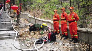 游客数量骤增森林火灾隐患增大