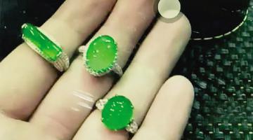 女子捡到翡翠戒指后归还失主