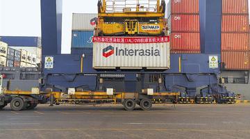 辽港集团新增2条外贸集装箱航线