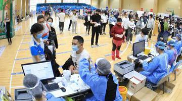 大连市累计接种新冠病毒疫苗448.86万人