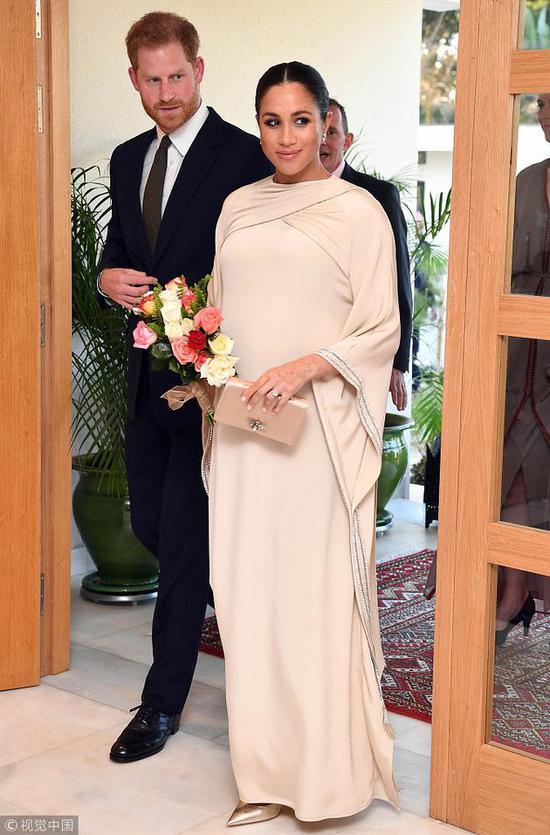 哈里王子与梅根王妃即将迎来第一个孩子