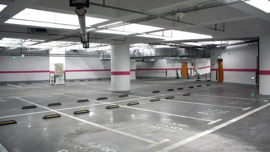 大连市儿童医院地下停车场向市民开放