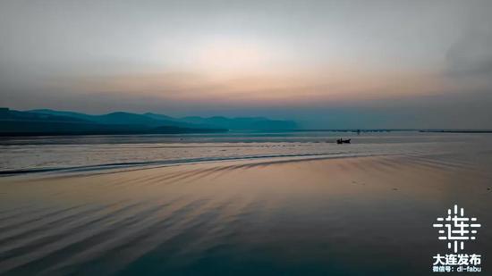 穿越黄渤海分界线