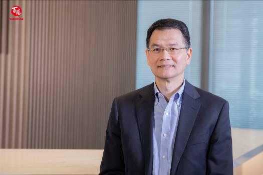 百胜中国肯德基品牌总经理黄进栓为大会发来视频寄语