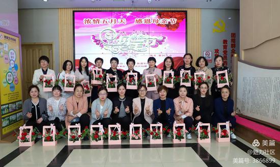 辛寨子街道妇联:不一样的母亲节