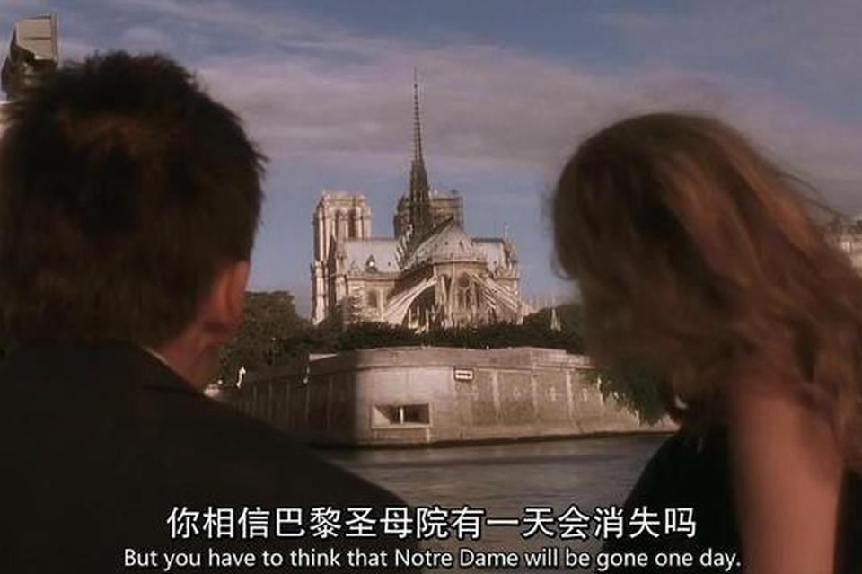 巴黎圣母院有一天会消失吗?这部电影一语成谶