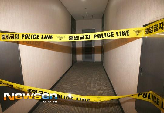 钟铉住所已被警方封锁