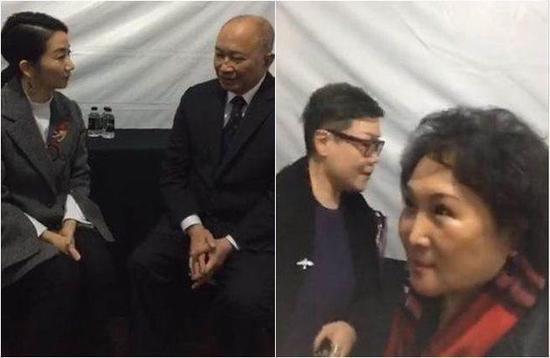 陶晶莹采访吴宇森