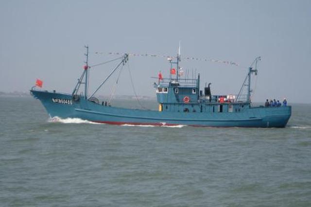 大连依法查处第二批违法违规渔船
