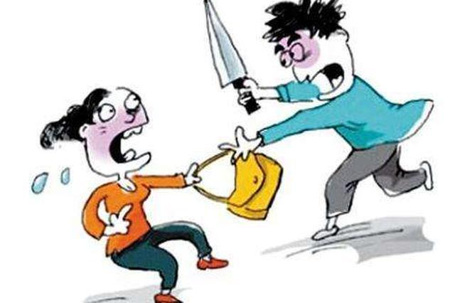 男子抢劫现金未果 竟逼迫受害人转账