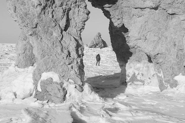 大连北部海域海冰面积增大