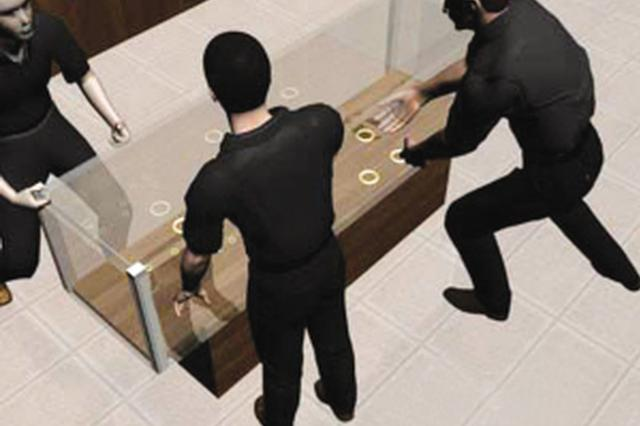 蒙面贼偷走5部手机 忘偷充电器又返回