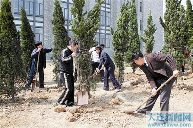 大连20个义务植树基地名单出炉