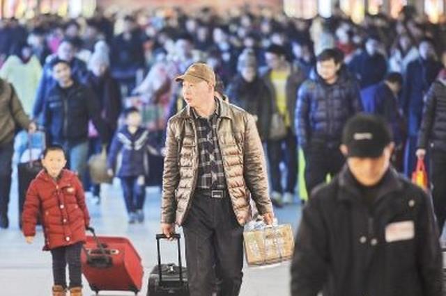 大连春运期间发送旅客约850万