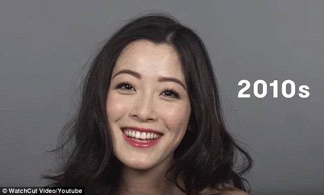 真人上阵!揭秘中国女性100年来的审美变迁