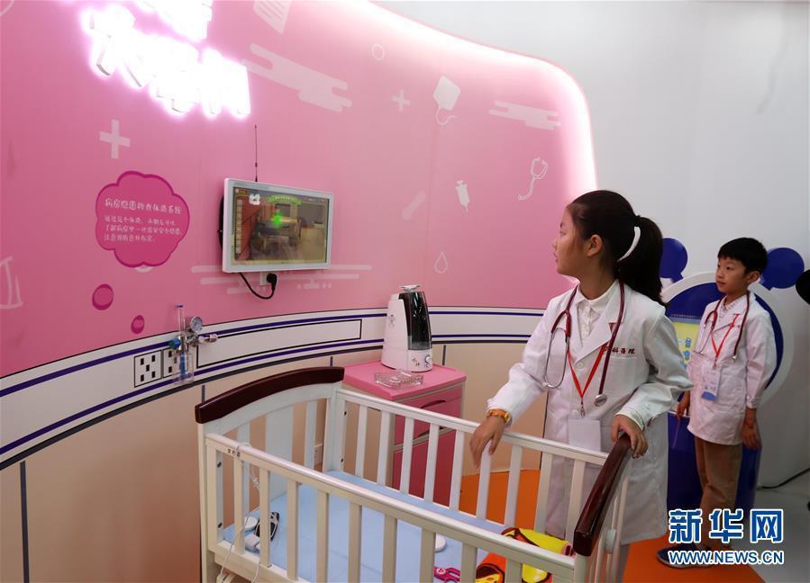 太原妇幼保健院专家:对有发育缺陷的孩子要提早干预