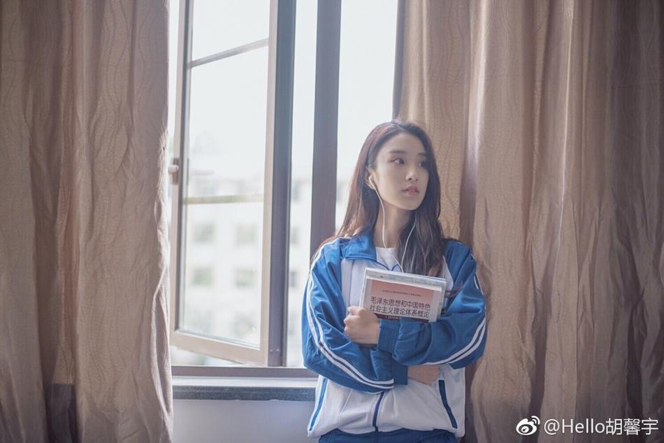 组图 南京林业大学校花 清新到不可言表