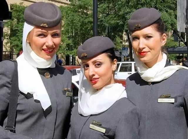 世界各国空姐大比拼 猜猜中国排第几图片