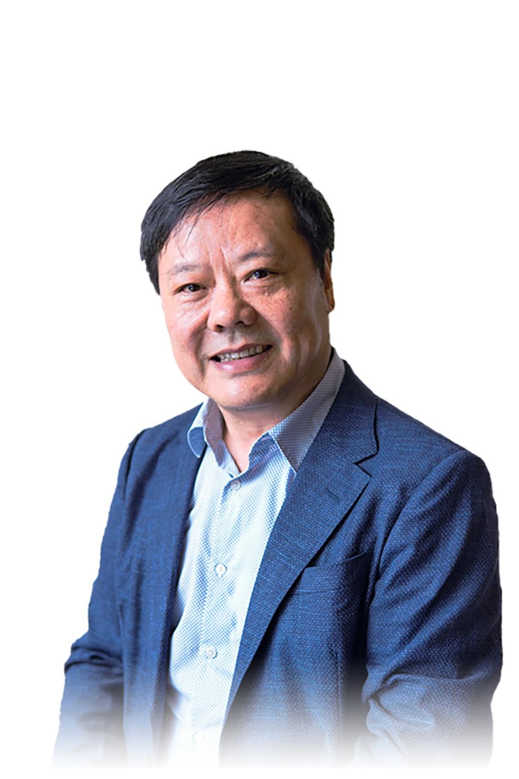 叶翠微 当代教育名家,海亮教育集团总校长,湘湖公学校长