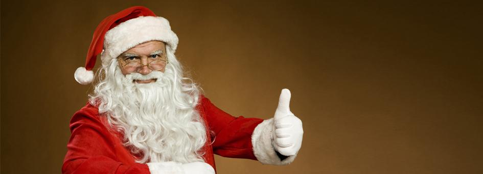 圣诞老人的起源