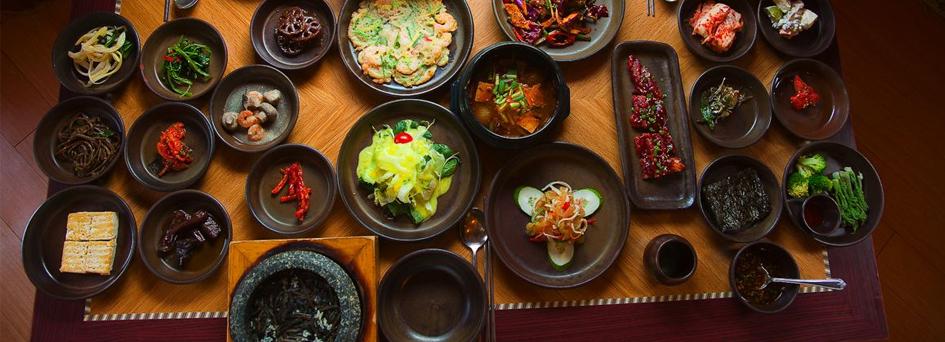 韩国料理烹饪入门