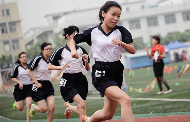调查:体育纳入中考 能提高学生体质吗?
