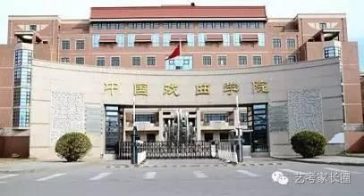 中国戏曲学院2016年本科招生文化录取分数线