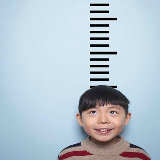 国人身高比日韩长得慢