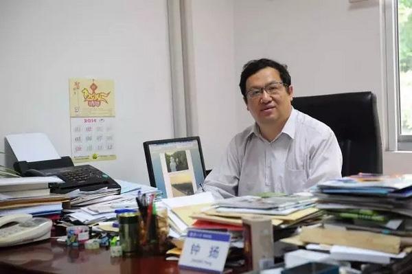 """教育部追授植物学家钟扬""""全国优秀教师""""荣誉称号"""
