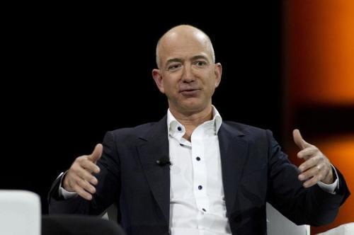 亚马逊业绩超预期 贝索斯成世界新首富