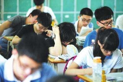 """安徽:明年高一新生将接轨""""新高考"""""""