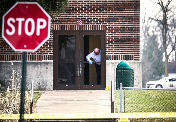美国某中学发生枪击事件 枪手在与警方交火中自尽