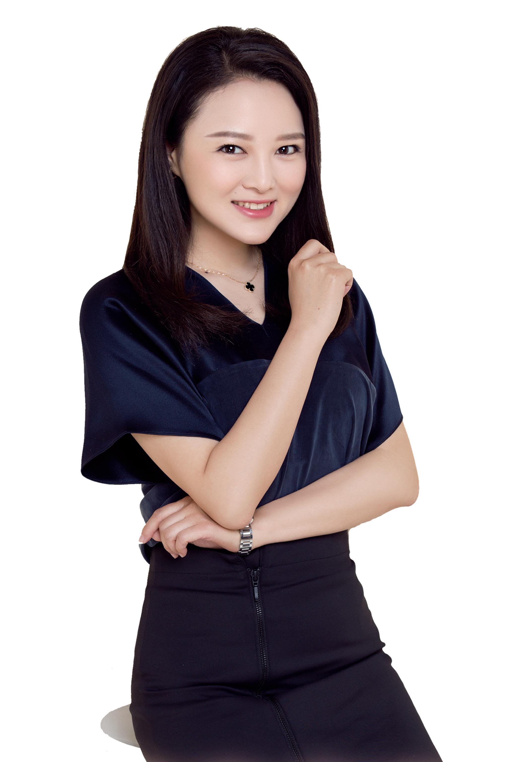 """趙君瀟 公眾號""""暖暖媽愛分享""""創始人"""