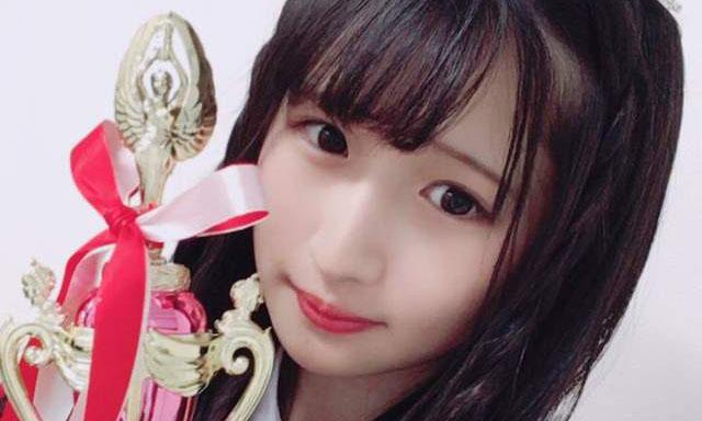 日本最可爱高一女生出炉
