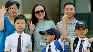 上海家庭说