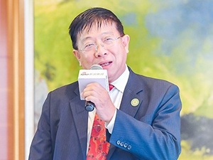 包玉刚校长吴子健:国际和国内教育 要关注课程建设