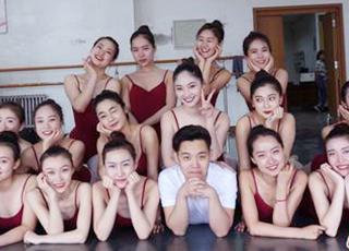 舞蹈专业唯一的男生:万千宠爱于一身