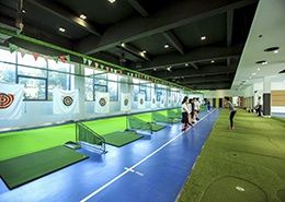 室内高尔夫练习场(宁波赫德)