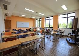 中学部教室(宁波赫德)