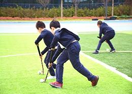 体育课后课之曲棍球(北京赫德)