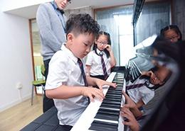 音乐课堂(上海赫德)