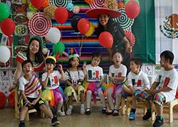 幼儿园国际日(上海赫德)