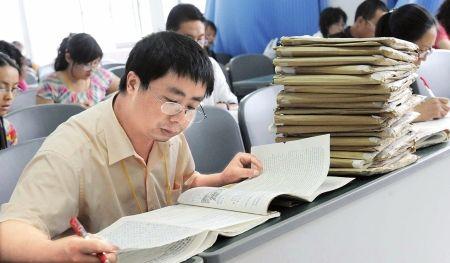 广东高考评卷11日开始 华工 华师两校同时进行
